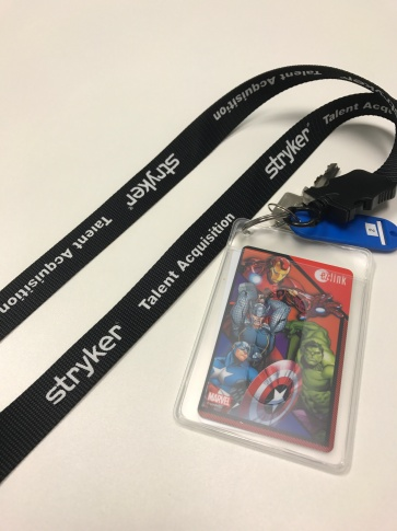 The EZ Link MRT passes are designed based on local events or promotions. I lucked out while they had a Marvel comics event happening! Apparently you can swap them out for $5 if you like the newer designs better.